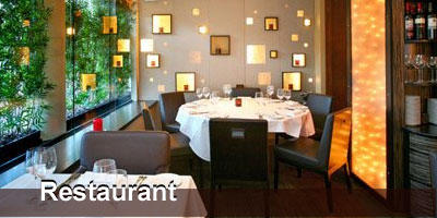 amenagement, mobilier et meuble de restaurant d